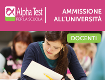 Strillo-alphatest-ammissione-all'universita-docenti