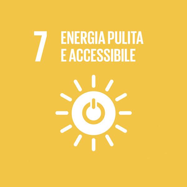 Obiettivo 7: energia rinnovabile