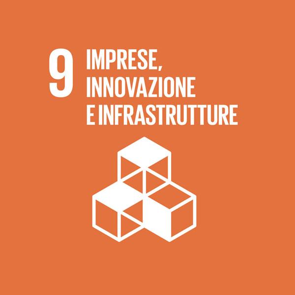 Obiettivo 9: imprese, innovazione e infrastrutture