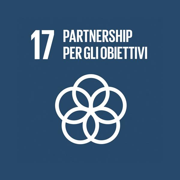 Obiettivo 17: partnership per gli obiettivi