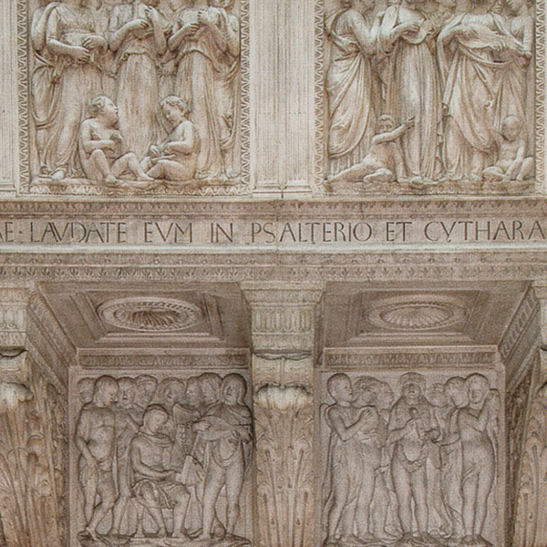 Donatello e Luca della Robbia