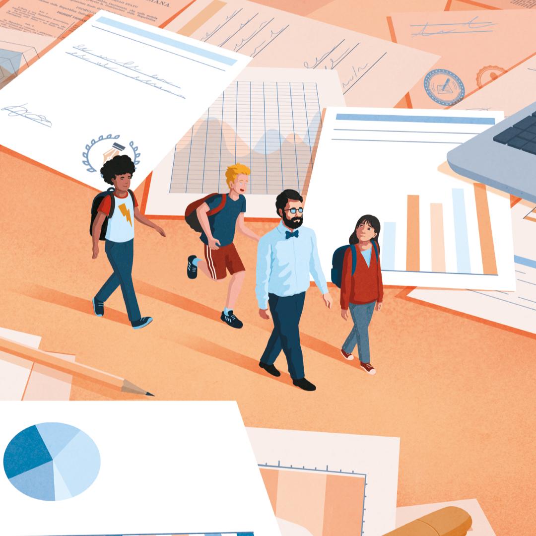 La valutazione del nuovo insegnamento di Educazione civica | Maria Giovanna D'Amelio