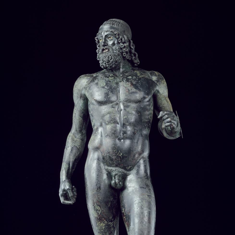 Due illustri (s)conosciuti: i bronzi di Riace