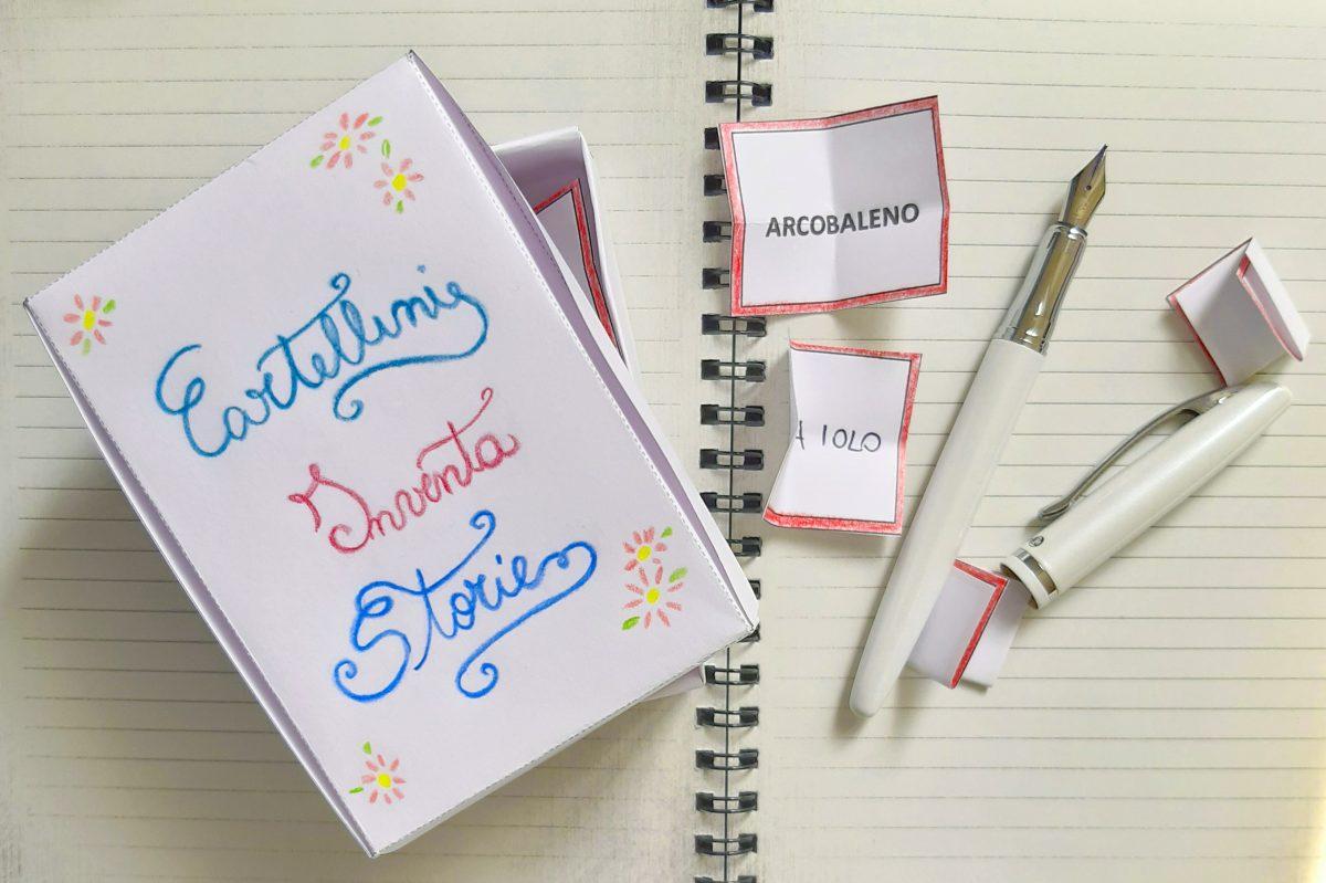 La scrittura di testi a scuola con la scatola Inventa Storie. Promuovere l'oralità per scrivere meglio