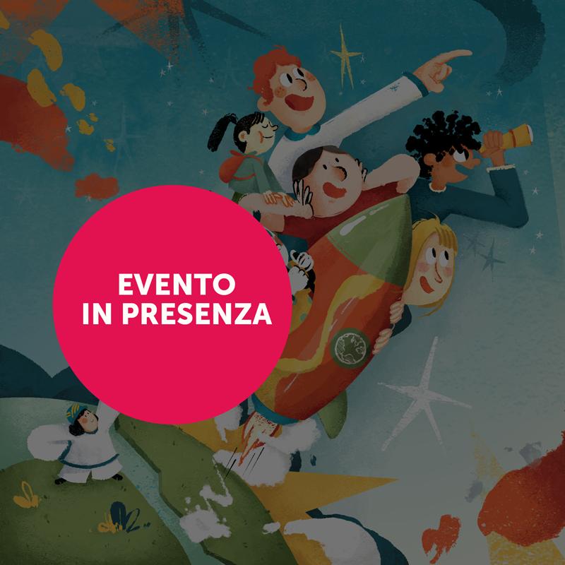 EVENTO IN PRESENZA | Aspettando Primaria Live, tra storie, laboratori, parole e… musica!